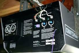 liftmaster 1 2 hp craftsman garage door opener wiring diagram chamberlain professional troubleshooting remote