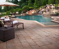 Wooden Pool Decks Pool Deck Materials Guide Top Pool Decking Options Install It