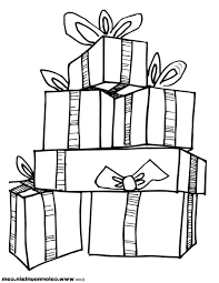 Small Picture Coloring Pages Adult Present Coloring Page Christmas Present