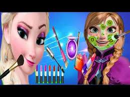 frozen prom makeup design princess frozen makeup games for s