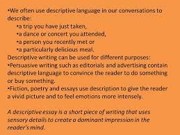 descriptive essay about a person okl mindsprout co descriptive