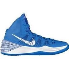 nike basketball shoes womens. nike hyperdunk 2013 id custom women\u0027s basketball shoes - blue womens k