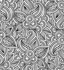 Floral background with indian ornament. Seamless pattern for your design  wallpapers, pattern fills, web page backgrounds, surface textures - buy  this stock ...