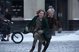 the book thief differences between the book and film death is haunted by humans