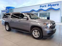 2020 Chevrolet Suburban Lt 1gnskhkc4lr154257 Honda Of Fort Myers Fort Myers Fl