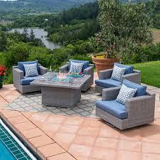 Sirio Sunbrella Fabric Patio Furniture  CostcoNiko Outdoor Furniture