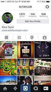 instagram profile iphone. Interesting Iphone Profile Page In Instagram Intended Instagram Profile Iphone R