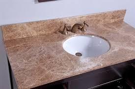 legion 48 inch contemporary bathroom vanity top