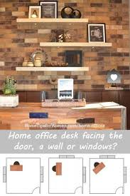 office desk placement. Home Office Design Should Start With The Correct Placement Of Your Desk -  Click To Learn N