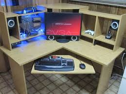 Best Custom Desk Design Ideas Cool Computer Desks Simple Cool Computer Desks  At Walmart On