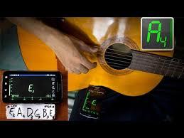 Kỹ thuật gảy đàn guitar cơ bản