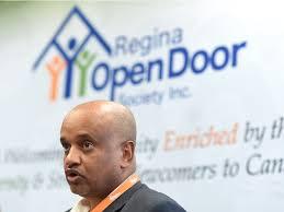 refugee resettlement a munity effort says regina open door society regina leader post