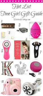 hot list teenage girl gift guide nice my mom and gifts teenage girl gift guide give one of these and score major cool points eclecticallyvintage