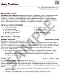 New Registered Nurse Resume Sample | Sample Resume - RN (Registered Nurse)  - done