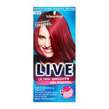 Schwarzkopf Live Colour Ultra Bright
