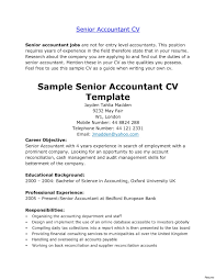 Sample Resume Management Accountant Australia Best Accounting Resume