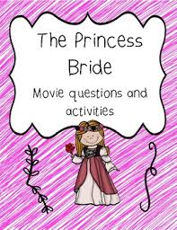 the princess bride movie questions essays etc by la prof geek the princess bride movie questions essays etc