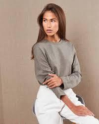 <b>Блуза</b> свободная из <b>трикотажа</b> в интернет-магазине — 12Storeez