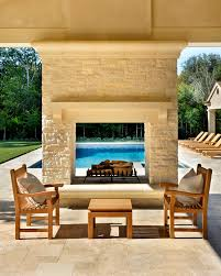 double sided outdoor fireplace patio contemporary with fireplace hearth fireplace mantel