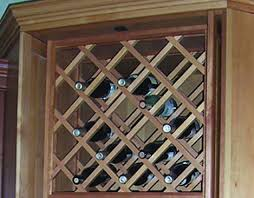 Wine rack lattice plans Design Wine Rack Lattice Plans Mrfreeplans Wine Rack Lattice Plans Plans Wood Plans For Entertainment Center
