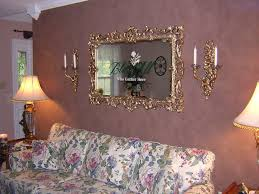 gorgeous wall decoration with mirrored wall letters gorgeous image of vintage living room decoration using