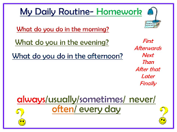 essay daily routine co essay daily routine