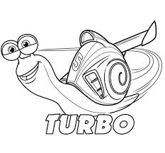 Small Picture Click on the image to download this awesome Turbo colouring page