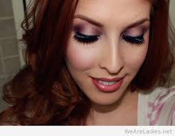 valentine s day cute look makeup