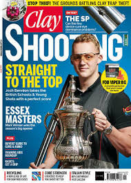 Image result for clay shooting magazine