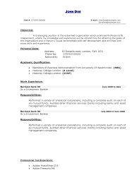 cover letter personal banker resume example licensed personal cover letter personal banker resume samples personal job description exle professional sles chase personalpersonal banker resume