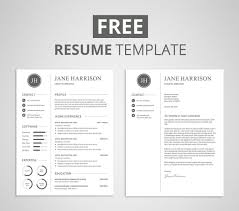 015 Modern Resume Template Free Download Templates Of Sensational
