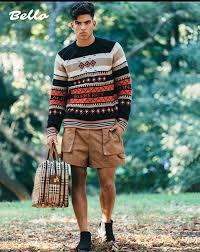 Armando Smith by Kevin Silkorski for Bello Magazine - Fashionably Male