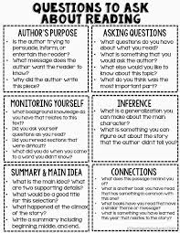 help your students pas ask their child great questions about their reading with this handy tool