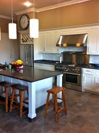 Slate Floor Kitchens Slate Appliances Kitchen Cabinets Quicuacom