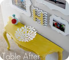 colorful painted furniture. Lime Colorful Painted Furniture