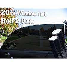 20 window tint. Unique Window Complete Car Window Wrap 20 Dark Tint Glass Vinyl Film 30 Intended 20