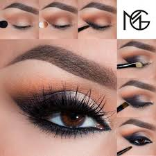 y eye makeup for fall