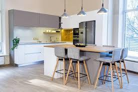 Modern Kitchen Interior Design Magnificent Modern Home Interior Modern Kitchen Design In Light Interior