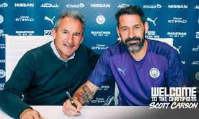 Create your own fifa 21 ultimate team squad with our squad builder and find player stats using our player database. Transfer News Man City Seal Loan Deal For Former England International Goalkeeper Scott Carson Daily Mail Online
