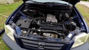 1996 to 2001 Honda CR-V Transmission Not Shifting Fix - YouTube