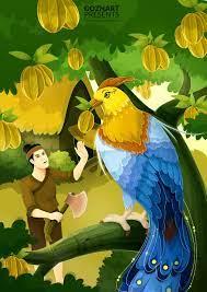 Truyện Cổ Tích Ăn Khế Trả Vàng/Fairy tale book cover | Fairy tales, Fairy  tale books, Illustration