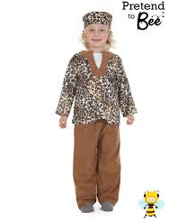 multicultural costumes african boy
