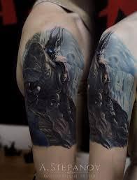 Varedis Warcraftwiki Fandom Powered By Wikia Arthas Tattoo