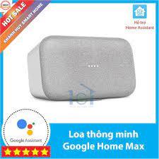 Loa thông minh Google Home Max - Phiên bản lớn nhất với âm thanh tốt nhất -  Tích hợp trợ lý ảo Google Assistant