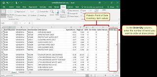 Ordering Spreadsheet How To Use The United Hardware Market Promo Ordering System
