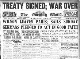 「1919 Paris Peace Conference」の画像検索結果