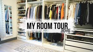 beauty room tour 2016 rangement makeup dressing