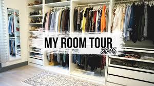 beauty room tour 2016 rangement makeup dressing