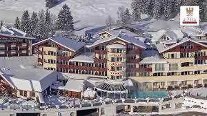 Alpina Hotel Hotel Alpina In Kapssen Mit Landschaft Region Youtube