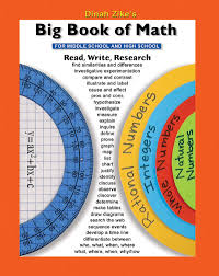 big book of math middle high t